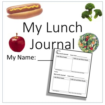 My Lunch Journal