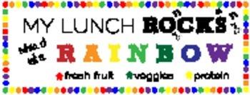 My Lunch Rocks Labels