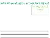 My Magic Barley Stone - St. Patrick's Day Writing Activity