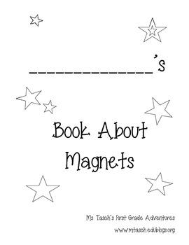 My Magnet Book! (Freebie!)