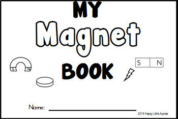 My Magnet Booklet