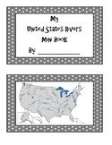 My Major US Rivers Mini Book