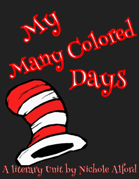 Read Across America - My Many Colored Days