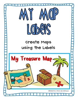 My Map Word Labels