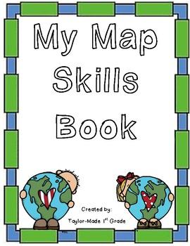 My Map Skills Book
