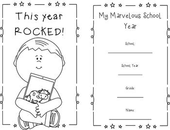 My Marvelous School Year