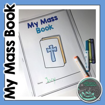 My Mass Book