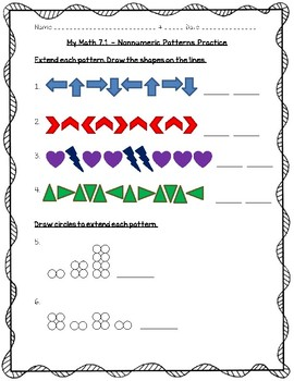 My Math - 4th Grade - Chapter 7 - Order of Operations Worksheets