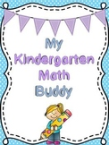 My Math Buddy: Math Tool for Kindergarten (Differentiated Instruction)