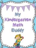 My Math Buddy: Math Tool for Kindergarten (Differentiated