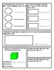 My Math Chapter 12 2nd Grade Assessment--Geometric Shapes and Equal Shares
