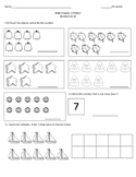 My Math Chapter 2 PreTest