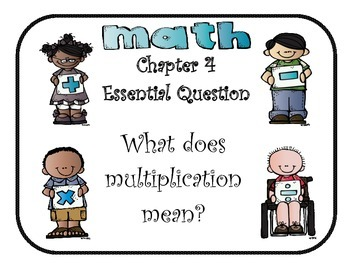 Mc Graw-Hill My Math! Grade 3 Essential Questions