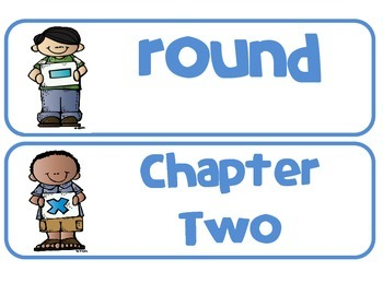 Mc Graw-Hill My Math! Grade 3 Vocabulary Words: in blue