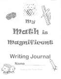 My Math Is Magnificent Writing Journal