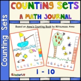 Counting Sets 1 to 10 - A Math Journal