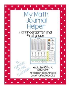 My Math Journal Helper