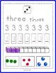 My Math Workbook of Numbers  Zero to Ten