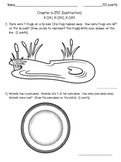 My Math Post Test Chapter 6 Subtraction