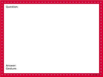 My Math Power Pix template