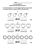 My Math Pre Test  Chapter 4