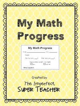 My Math Progress