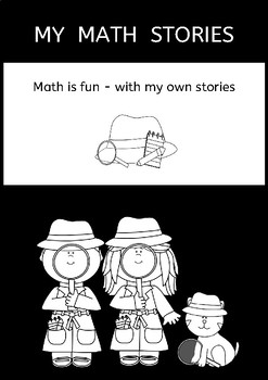My Math Stories - Journal Activities