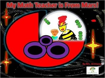 My Math Teacher is From Mars!