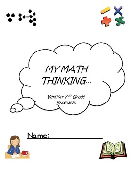 My Math Thinking 3rd Grade Version
