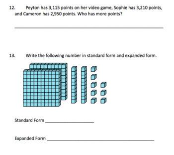 Check My Progress My Math Grade 3 Ch 1
