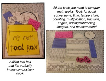 My Math Tool Box