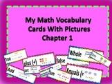 My Math Vocabulary