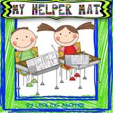 My Math and Literacy Helping Mat