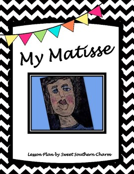 My Matisse Art Lesson by Sweet Southern Charm