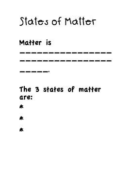 My Matter Book