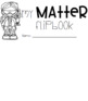 My Matter Flipbook FREEBIE