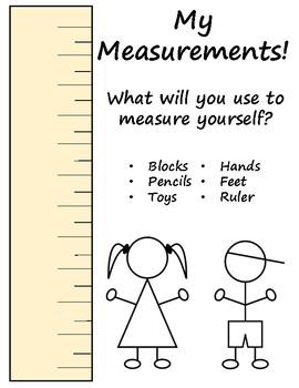 My Measurements!