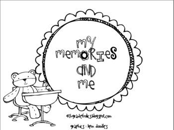 My Memories and Me
