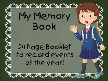 My Memory Book