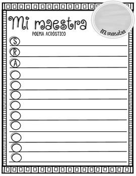 My Memory Book 3rd grade SPANISH| Mis recuerdos de 3er grado
