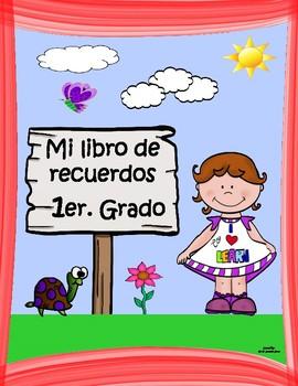 Mi libro de recuerdos