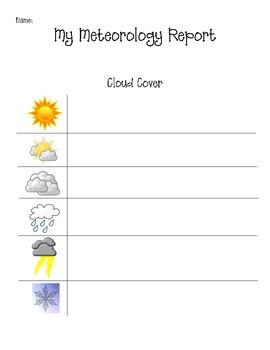 My Meteorology Report