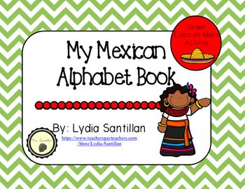 My Mexican Alphabet Book