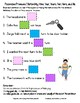 My, Mine, Your, Yours, Her, Hers & His (Compatible Journeys 1st Grade Lesson 23)