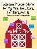 My, Mine, Your, Yours, Her, Hers & His (Compatible Journey