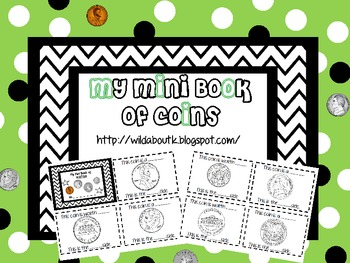 My Mini Book of Coins