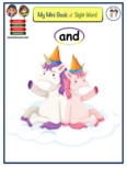 """Mini Booklet of Sight Word """"and"""""""