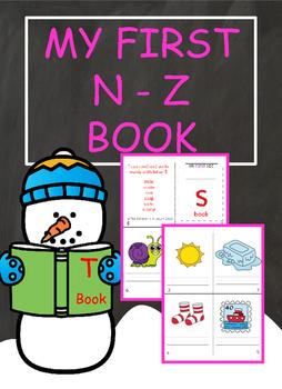 My Mini First N - Z Book
