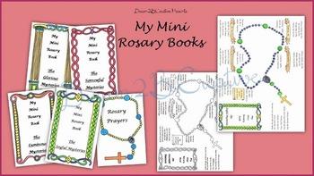 My Mini Rosary Books