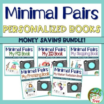 My Minimal Pairs Books: Personalized Carryover Activity for Generalization